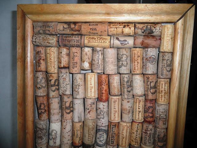 cork craft idea
