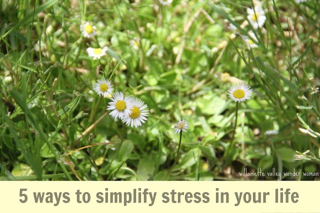 simplify stress