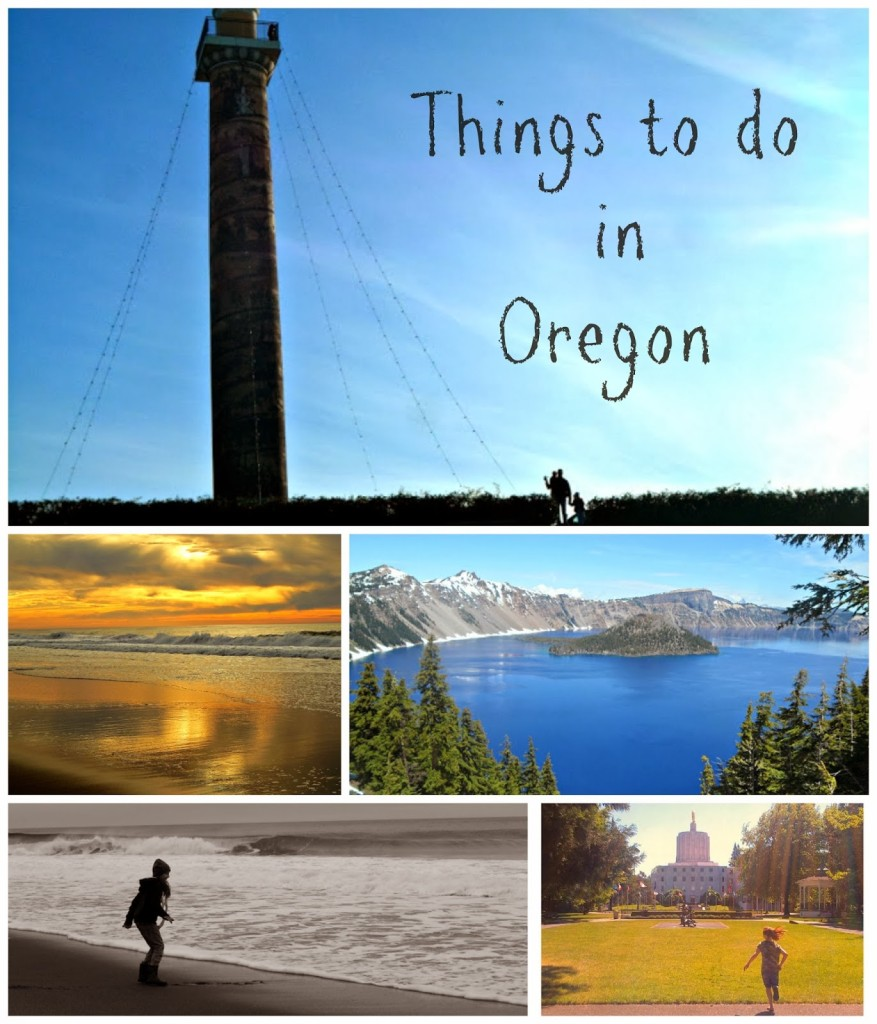 Things to do in Oregon