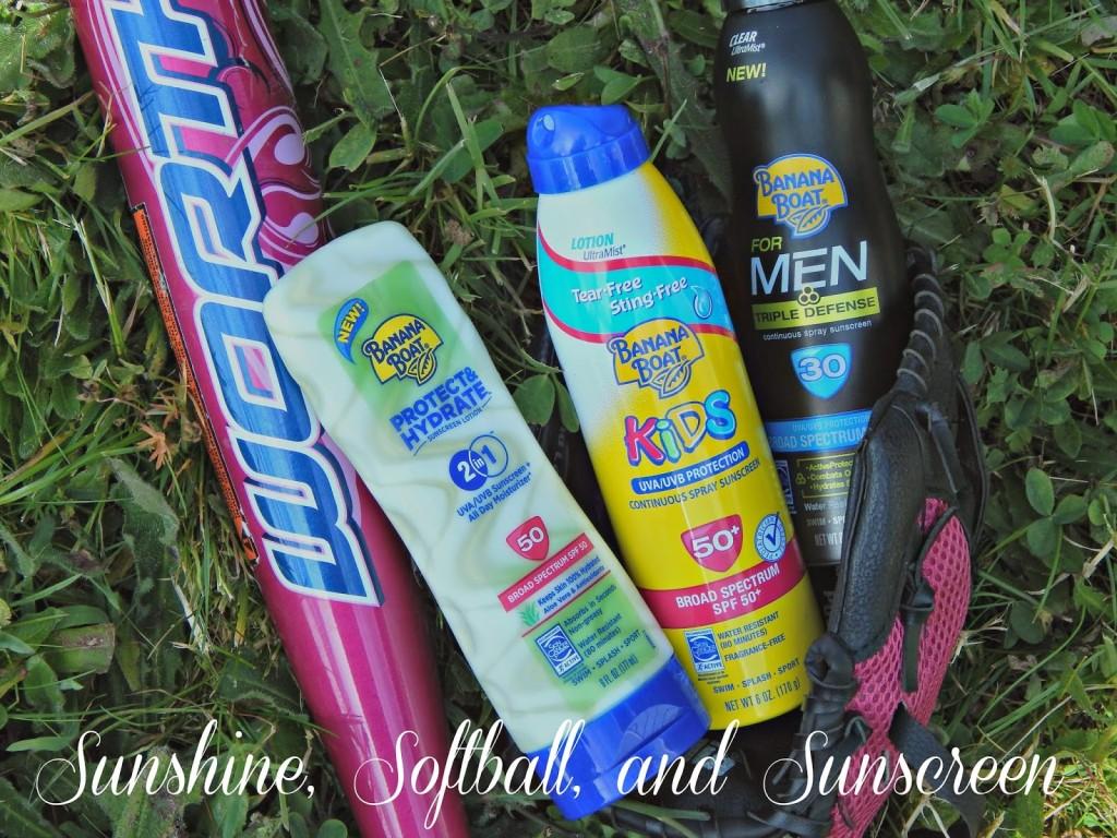 New Post // Sunshine, Softball, and Sunscreen #BBBestSummer #shop #Cbias #CollectiveBias