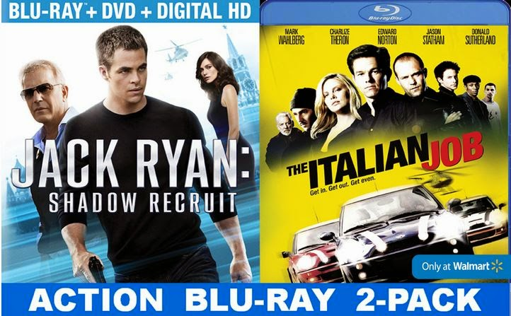 10 Father's Day Ideas + a DVD Deal! #JackRyanBluray #shop #collectivebias