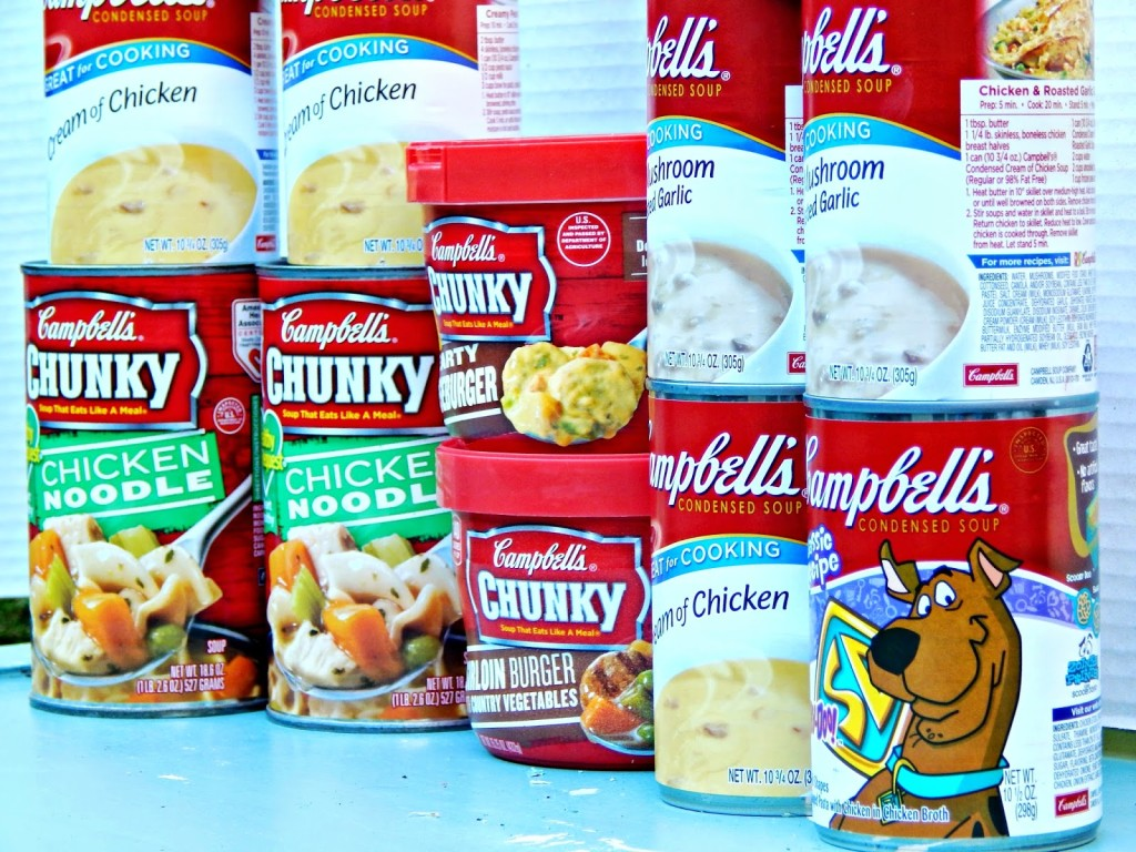 Creamy Chicken and Wild Rice Recipe #Labels4Edu #cbias #shop