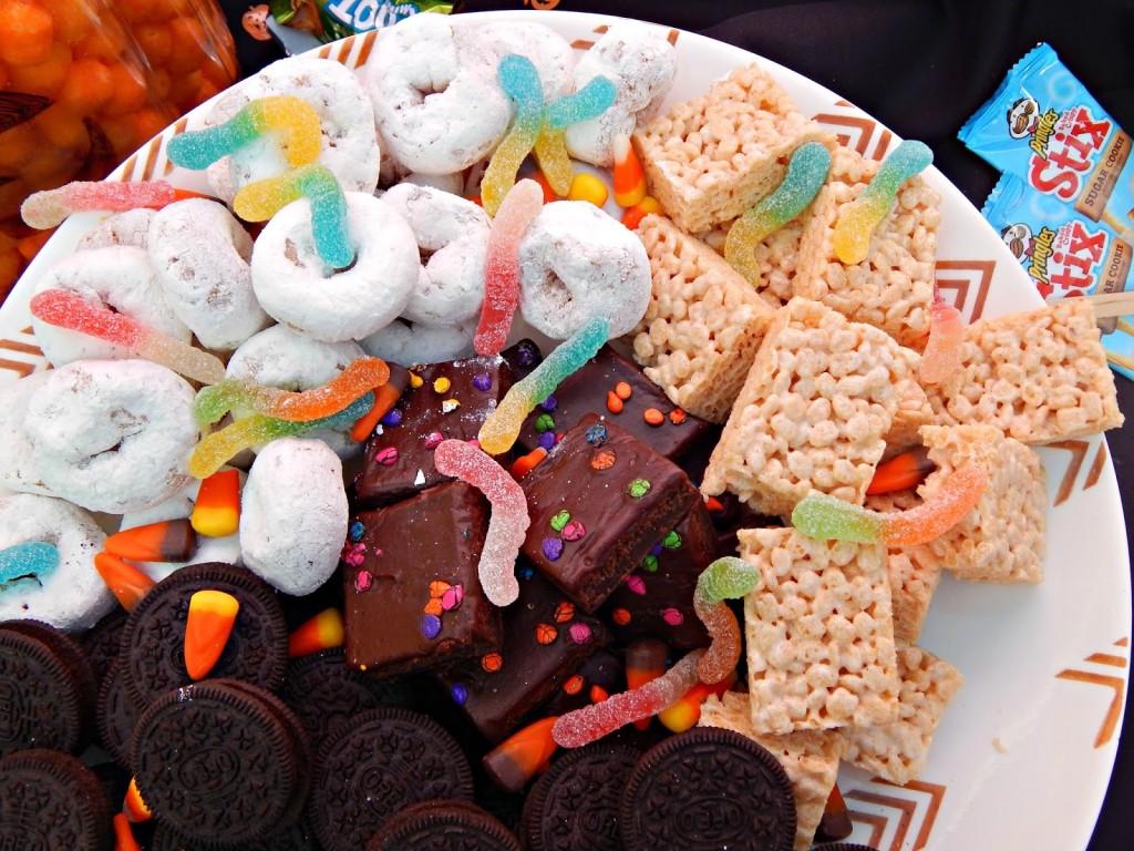 Spooky Cookie Doc McStuffin Kids Themed Disney Junior Halloween Party #JuniorCelebrates #shop #cbias