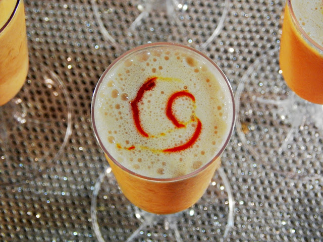 Orange CreamCocktail with #DrinkTEN products. #Shop