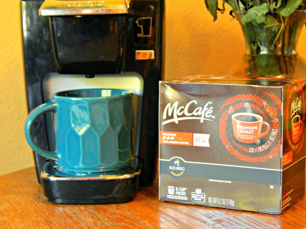 McCafe Coffee - 5 Tips to keep your mornings stress free - #McCafeMyWay #ad