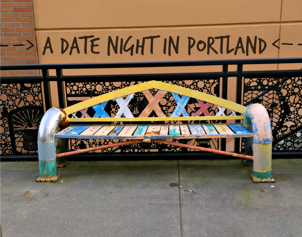 a date night in #Portland #Oregon #pdx // @Melissakaylene