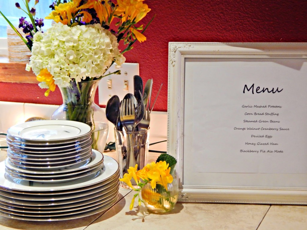 Tips for Setting up a Buffet Style Dinner Party #showmetheshine #ad @target