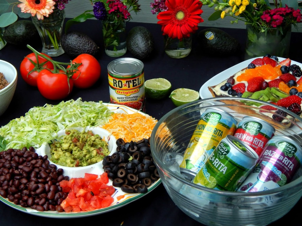 Photos from a beautiful and festive Zesty Taco Dinner Party #Zestyinadash #sp