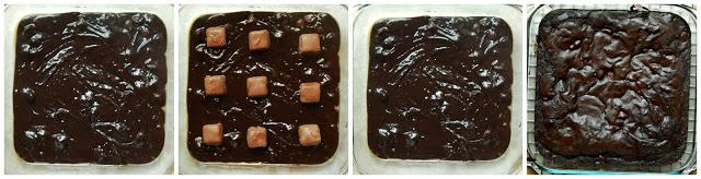 BOO'tiful Stuffed Brownies + A #BOOItForward Surprise AD