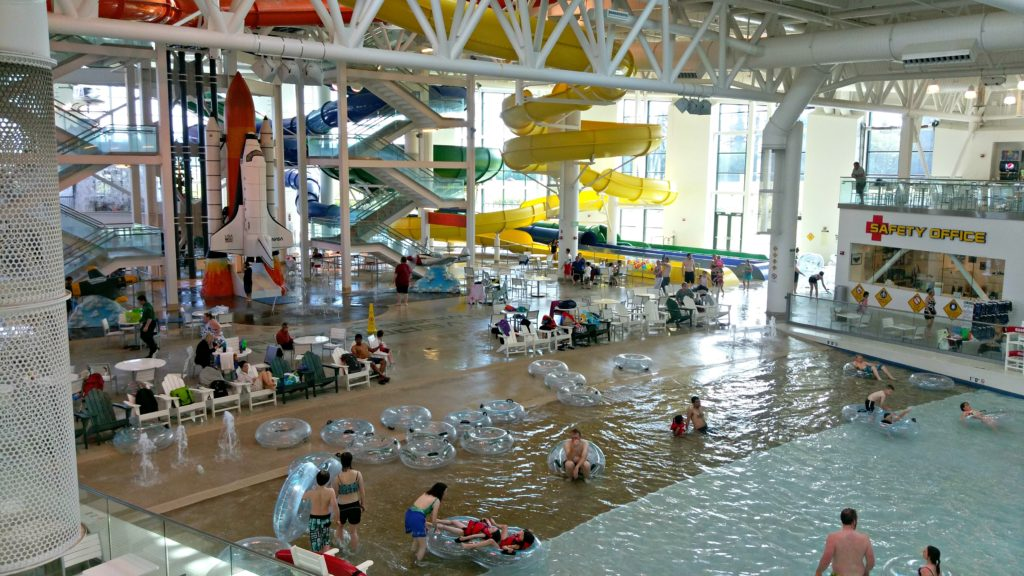 wings waves waterpark