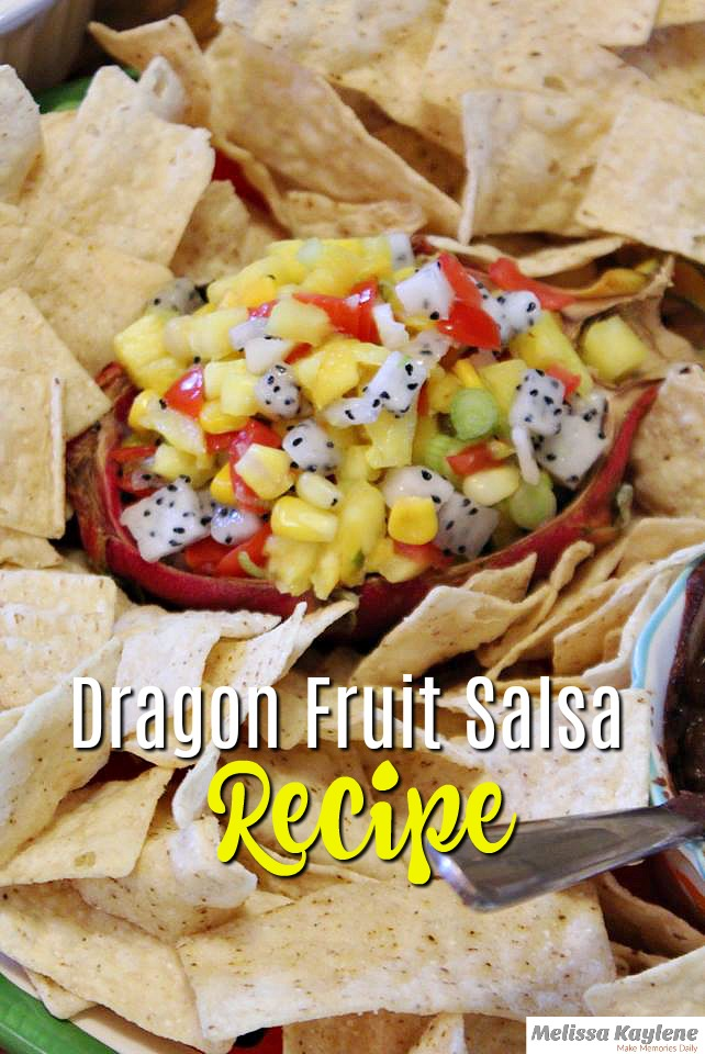 dragon fruit salsa