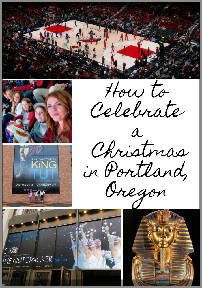 Christmas in Portland