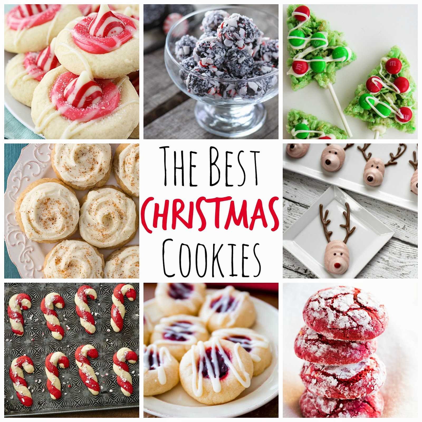 the best christmas cookie recipes melissa kaylene - Best Christmas Cookies 2014